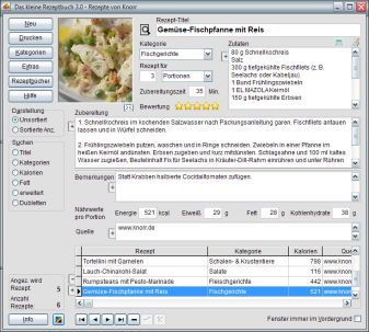 Download Rezeptbuch Version 3.0 Portable