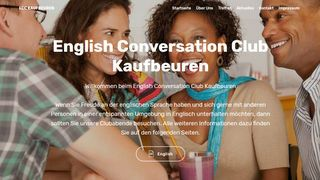 English Conversation Club Kaufbeuren